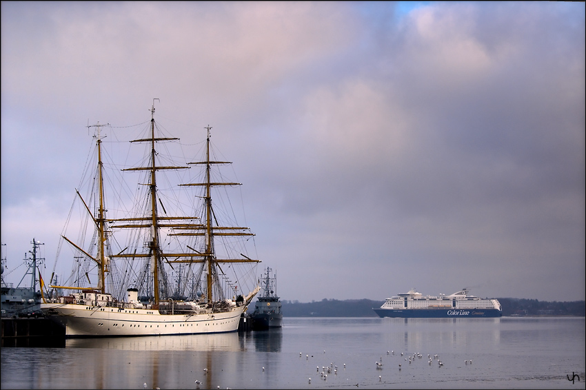Another View on Gorch Fock