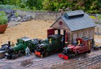 Model Steam Railway 1